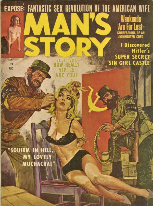 Man's Story Magazine 1964