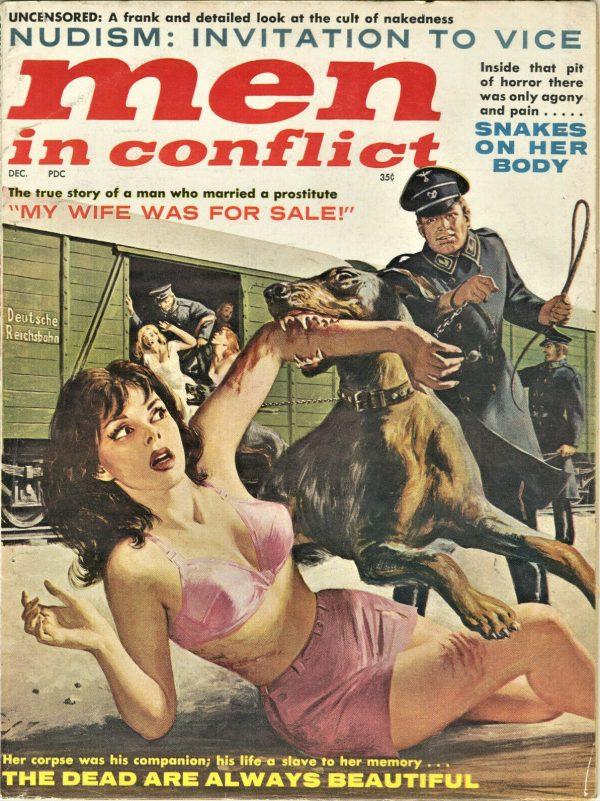 Men In Conflict Magazine December 1961