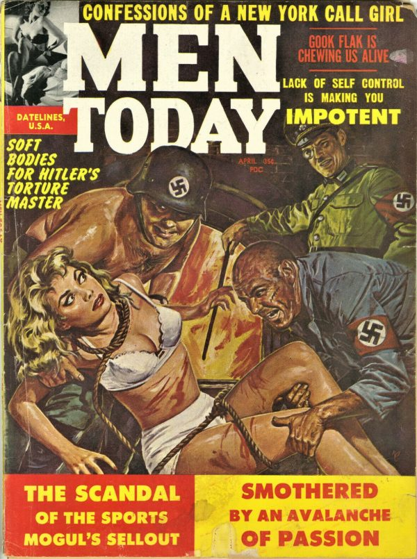 Men Today Magazine April 1962
