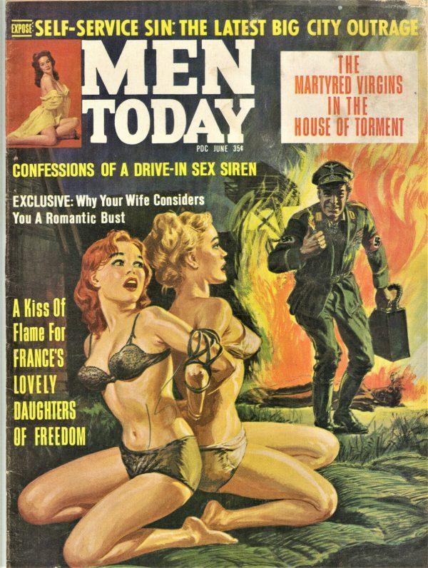 Men Today Magazine June 1964