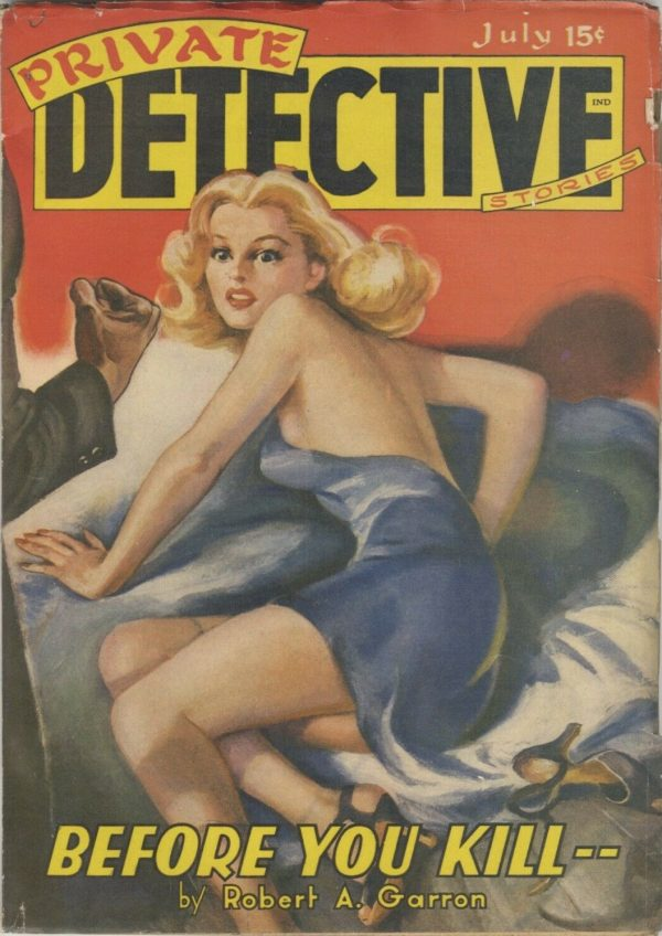 Private Detective Stories July 1941