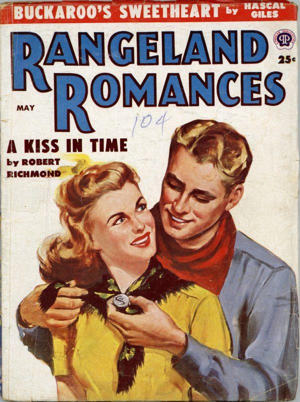 Rangeland Romances May 1954