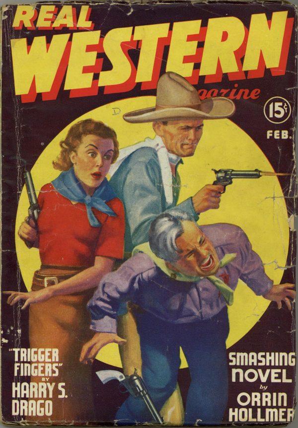 Real Western February 1936