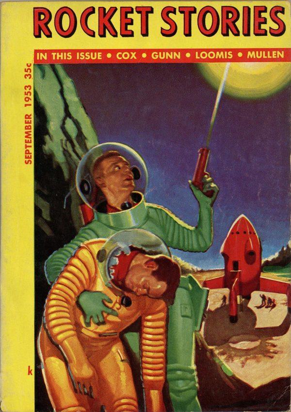 Rocket Stories September 1953