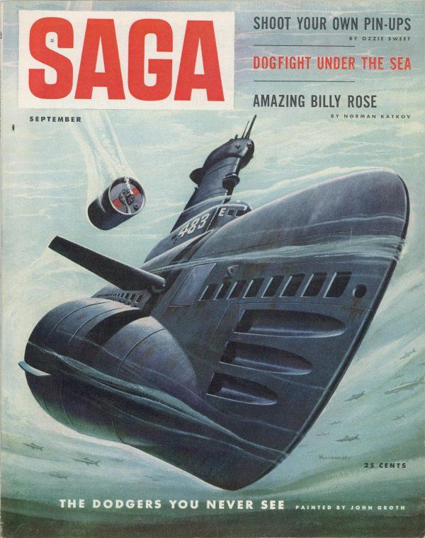 Saga September 1953