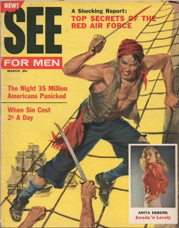See For Men March 1957