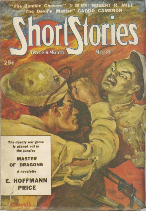 Short Stories May 25th 1942