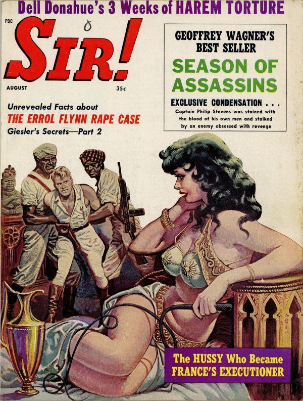 Sir! August 1962