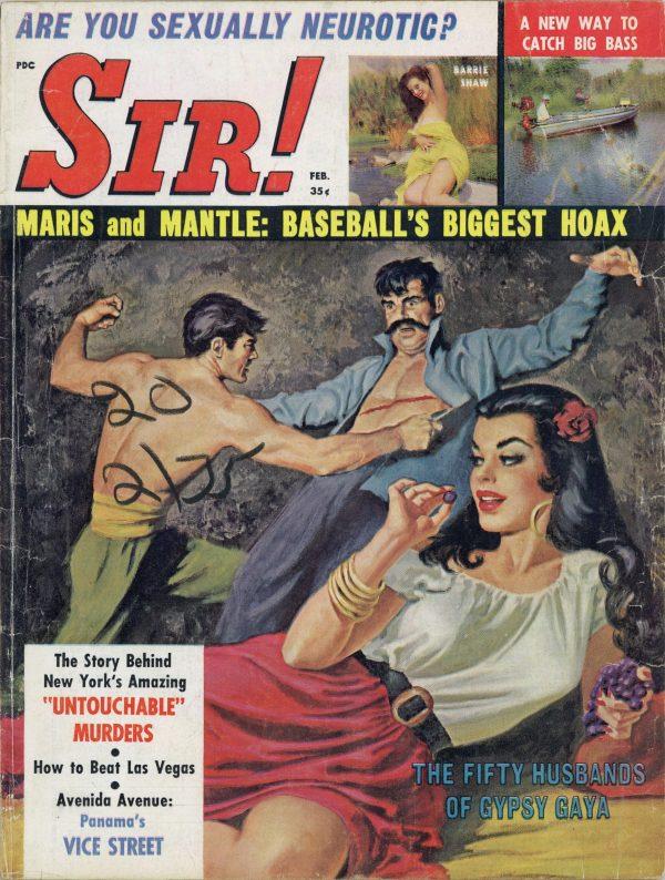 Sir! February 1962