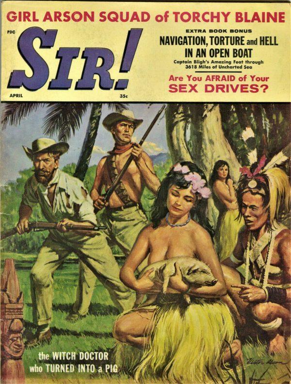 Sir Magazine April 1961