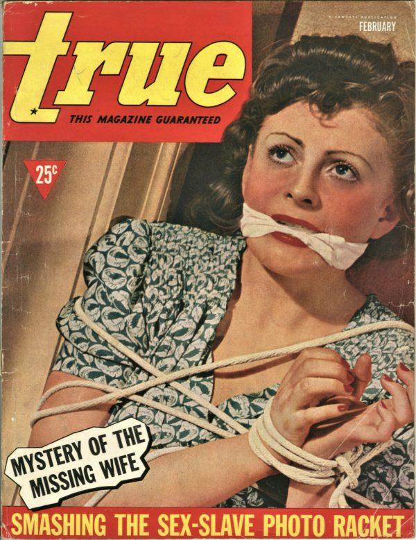 True Magazine February 1940