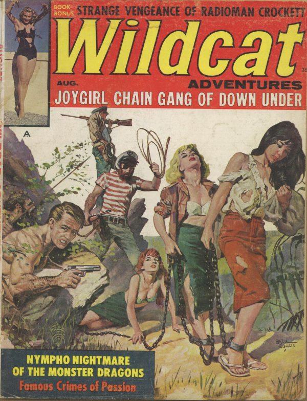 Wildcat Adventures August 1960